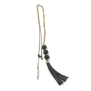 Bauble bar for Target Sugarfix tassel necklace